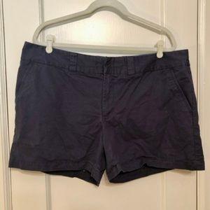 Tommy Hilfiger Navy Chino Shorts
